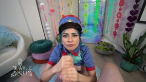 Jewelz Blu – Officer Jenny Swallowing Cum